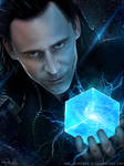 LOKI- TESSERACT by Sheridan-J