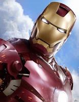 Iron Man by Sheridan-J