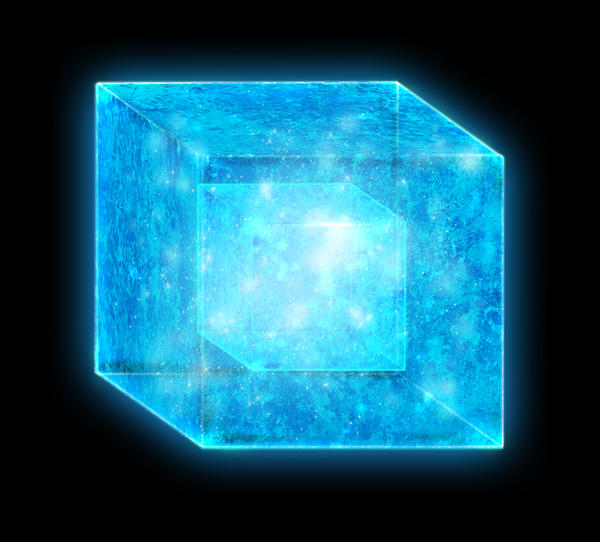 Hi-Res TESSERACT -Stock- by Sheridan-J