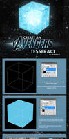 Create an AVENGERS Tesseract