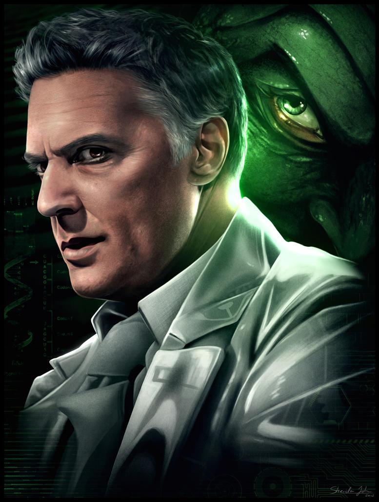 Norman Osborn/Green Goblin -Robert Cuccioli- by Sheridan-J