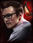 Peter Parker/Spider-Man -Reeve Carney-