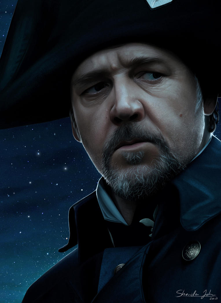 Les Miserables - #1 JAVERT by Sheridan-J