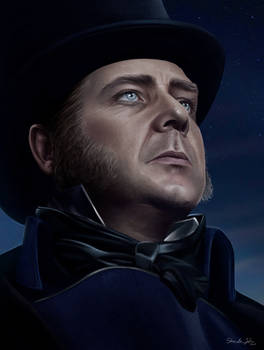 Les Miserables - Philip Quast JAVERT