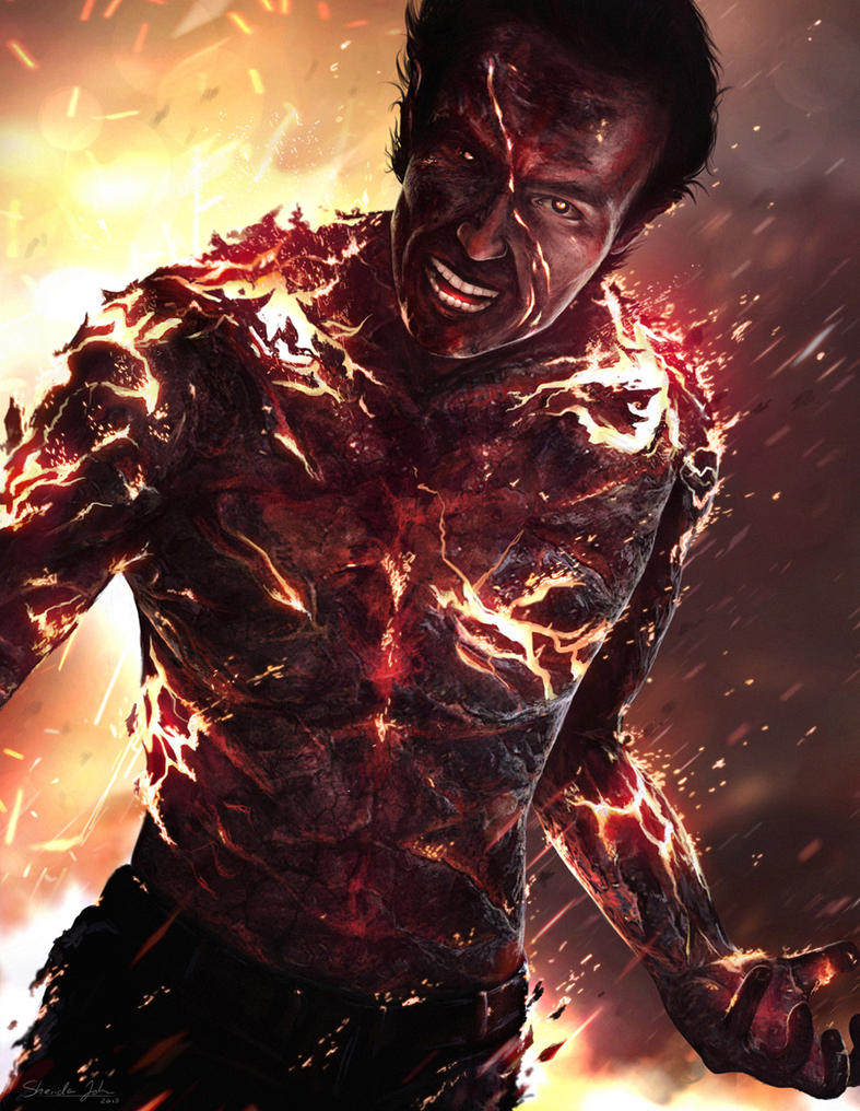 EXTREMIS - Iron Man 3- by Sheridan-J on DeviantArt