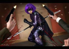 HIT-GIRL Attacks