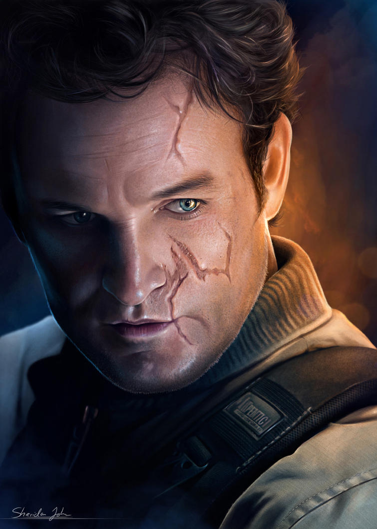 John Connor - Terminator Genisys by Sheridan-J