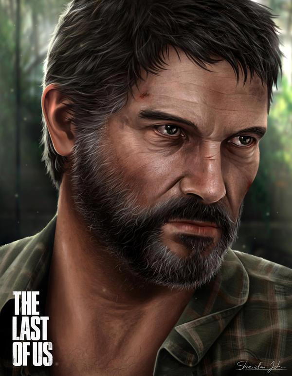 The Last of Us - JOEL by Sheridan-J