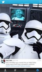 Stormtroopers Selfies