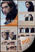 PREMIUM - Digital Painting Walkthrough -KYLO REN- by Sheridan-J