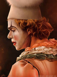 CORTEO Clown - Paul Bisson