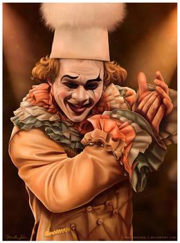 CORTEO Clown version 2 - Paul Bisson