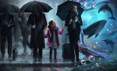 Glass Heroes v Villains Contest: Angela Alvarez