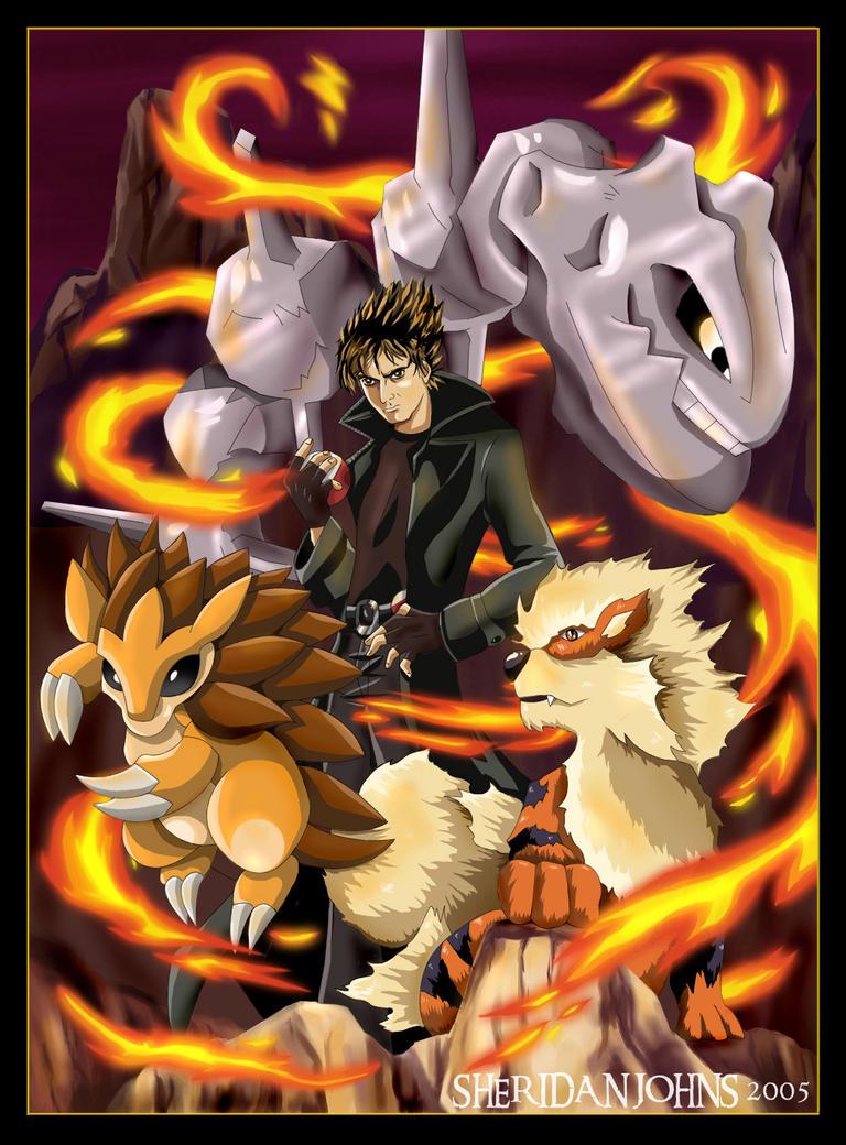 Pokemon Team 2 by Sheridan-J