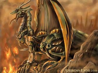 Metal Messiah Colored by Sheridan-J