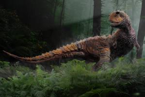 Carnotaurus Sastrei by damir-g-martin