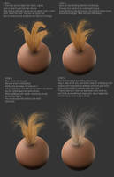 hair tutorial by damir-g-martin