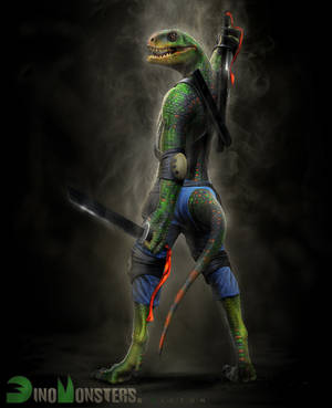 DinoMonsters,
