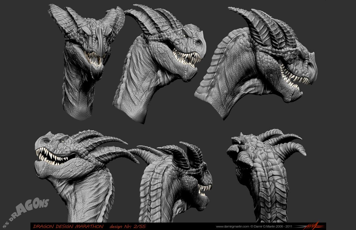 Dragon2 By Damir G Martin On Deviantart