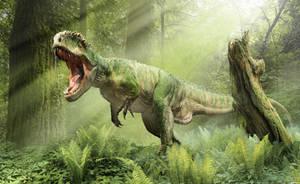 Giganotosaurus by damir-g-martin