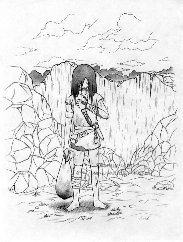 Childhood - Created to Destroy by AmaryllisHakatri