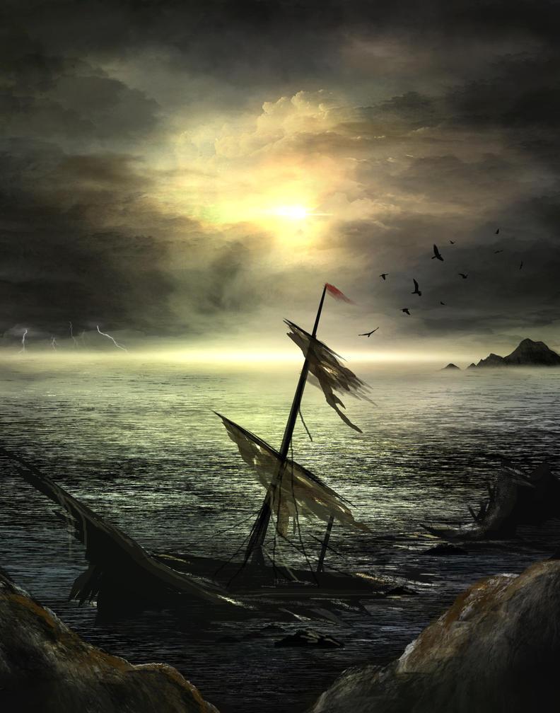 Journey's End by krenum