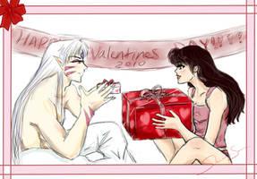 SessKag- Valentine Gifts by Zutara91