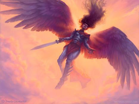 David Calabrese Battlefield Angel