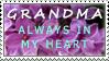 Grandma Stamp by Amneco