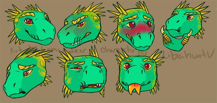 LibahuntV Emotes