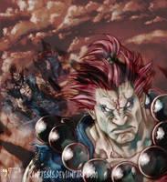 Akuma Shun Goku Satsu by Kanthesis