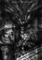 WarHammer 40k - Ragnar Blackmane by Kanthesis