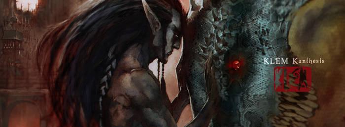 Malus DarkBlade W.I.P by Kanthesis