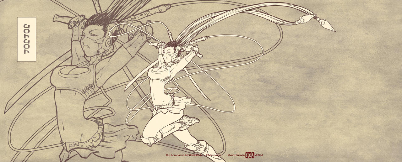 Wallpaper - GohGoh by Kanthesis