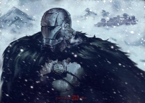 Iron Thrones - Lord Stark