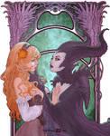 Maleficent x Aurora Tribute - Under her spell