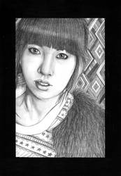 Hyuna by raquelilla
