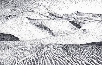 AR-1: Desert of Dots by Berserk-Dragon