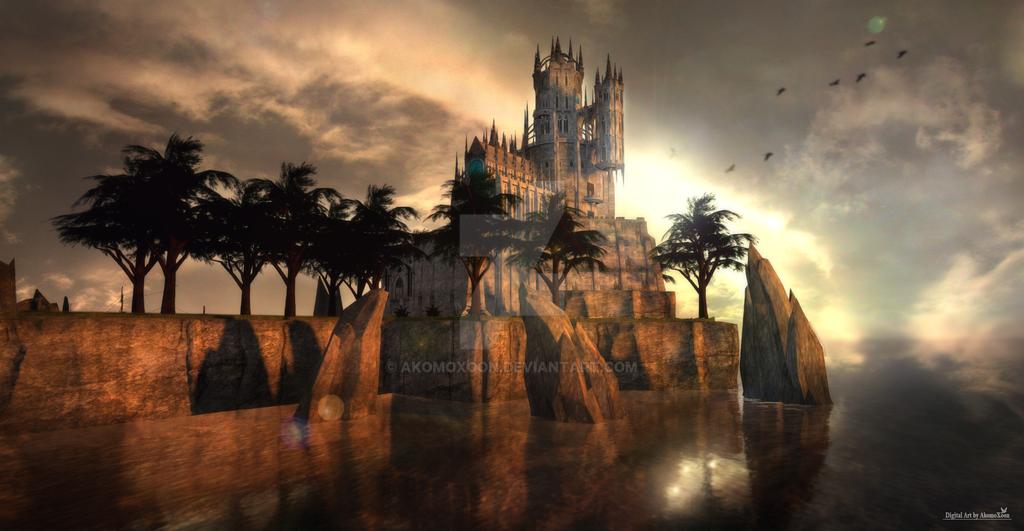 Fantasy Worlds by AkomoXoon