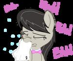 Octavia Sneezes