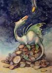 Fountain Dragon