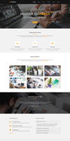Fabrica - Bootstrap HTML5 Template