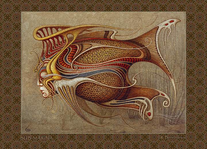 Card Sub-Marina by INDRIKoff