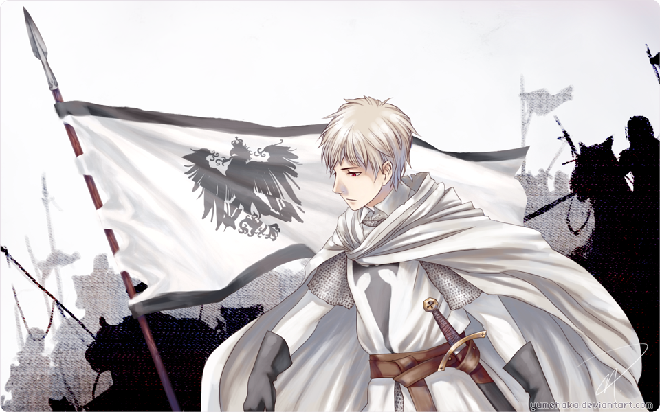 APH - Gilbert of Prussia by yumehaka