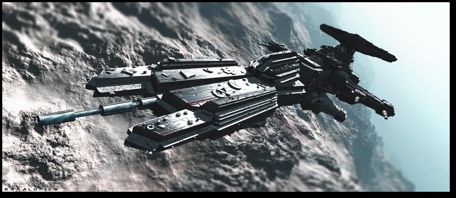 Starfly X-4 by Maralonics
