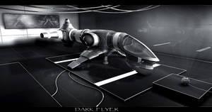 Dark Flyer by Maralonics