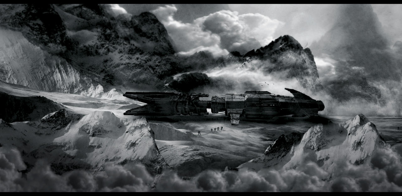 Dark-Coldstar by Maralonics
