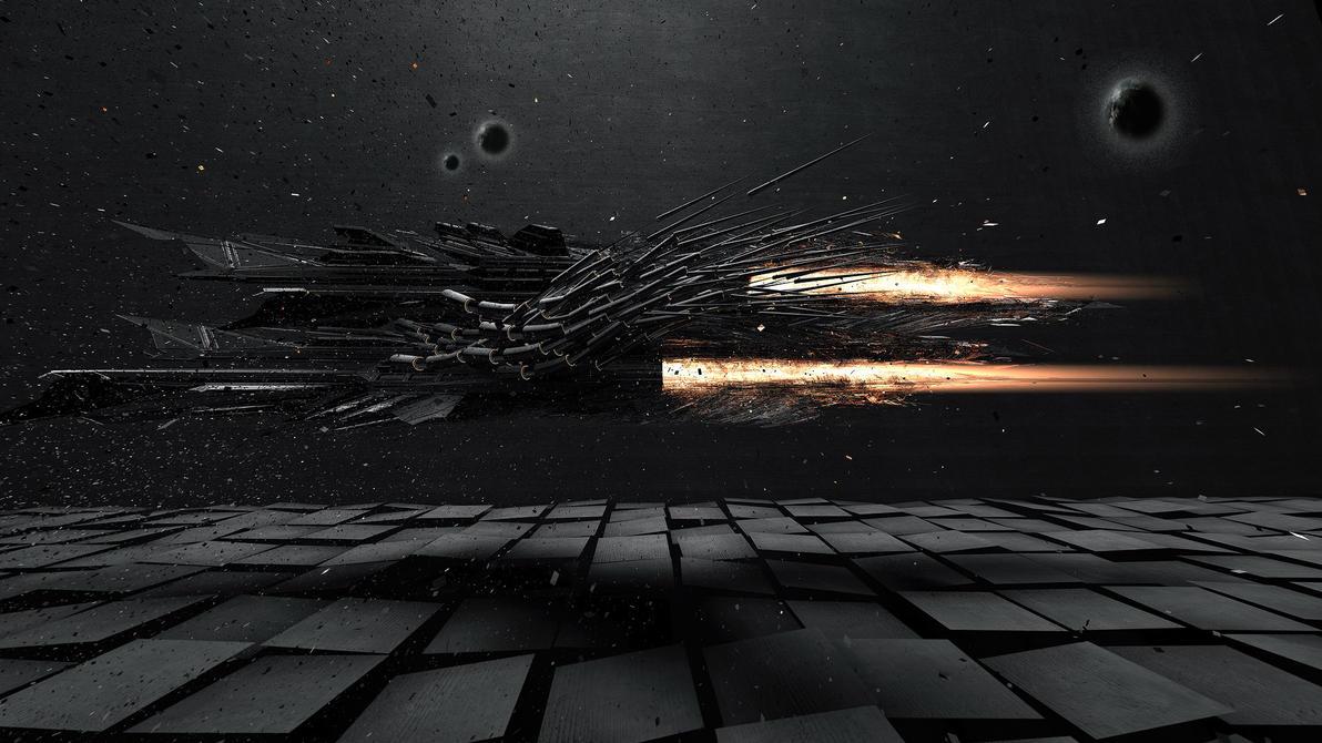 Dark Rising Blastmaster by Maralonics