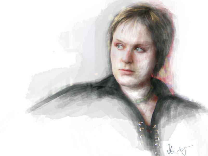 Self Portrait by der-morgen