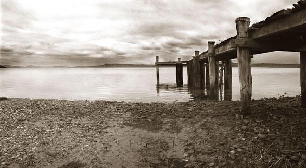 Jetty, Strahan, Tasmania by der-morgen